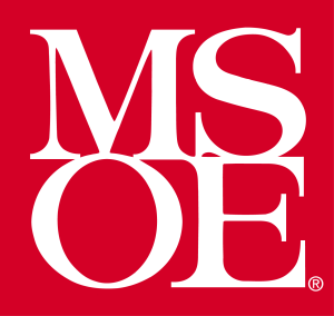 MSOE Large Red Block